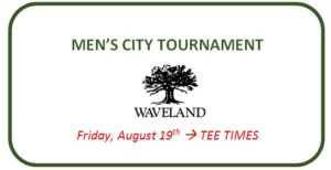 2016 - friday tee times